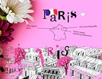 Postcards/Illustration