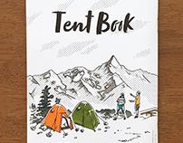 Tent Book / Wandervogel Aug. 2017