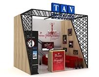 Tav Passenger Terminal Expo