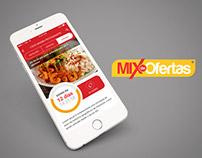 Mix de Ofetas - Mobile App