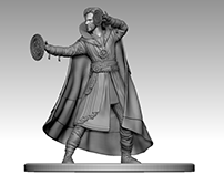 Doctor Strange Sculpt