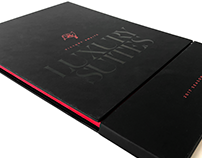 Luxury Suite Sales Book