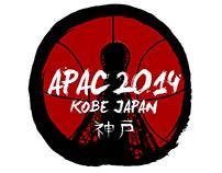APAC Basketball Logo (2014)