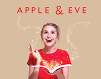Apple & Eve : Fashion Brand Layouts