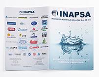 Catálogo INAPSA Urbanización y Material Industrial 2014
