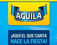 Website - Aguila