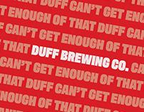 Rebranding: Duff Beer