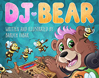 DJ BEAR: A children's book