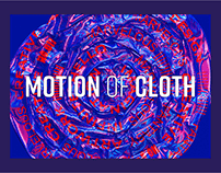 Motion of Cloth