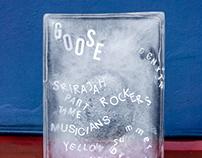Hedsod 2 Concert Poster: Ice