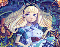 Alice in the Garden