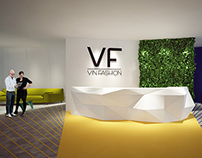 Vinfashion's Office