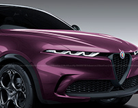 Alfa Romeo Tonale Pickup