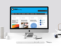 PBS SPI Blog Redesign