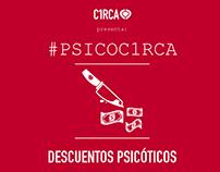 PSICO C1RCA - Promo C1rca Argentina
