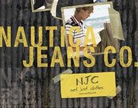 Nautica Jeans Look Book Spring/Summer 2009