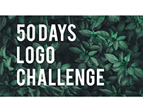 50 Days Daily Logo Challenge