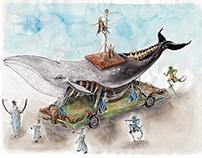 Monade- Whale Street circus