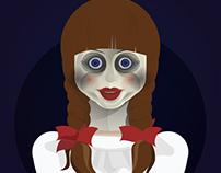 Annabelle, Illustrator Art
