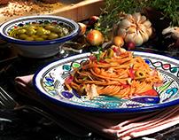 Perfetto Pasta - whole wheat spaghetti