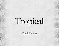 Tropical Textile Design