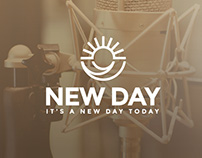 Branding - New Day Show