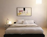Cozy Bedroom Scene