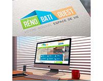 Responsive Website RenoBatiOuest
