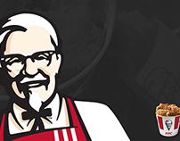 KFC Social Media Posts