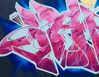 JAEK -- graffiti lately --