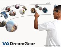 EA DreamGear – a future concept