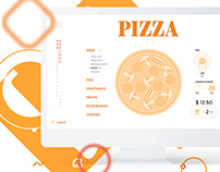 Pizza Website And Application
