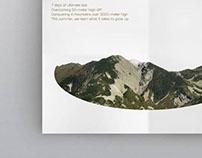 Poster Design - 《Trekking The Way Home 縱行囝仔》國際版 電影海報設計