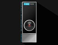 HAL 9000 50TH Anniversary