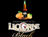 Licorne Black - bière alsacienne