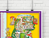 VGP - Map Illustration