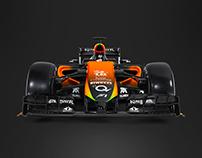 2017 Sahara Force India F1