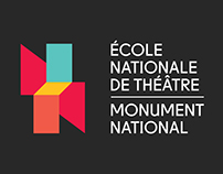 École Nationale de Théâtre - Monument National
