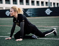 Nicole Robertson Professional Soccer Player