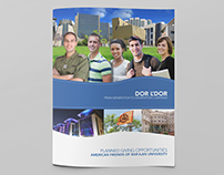 Bar-Ilan University Brochure