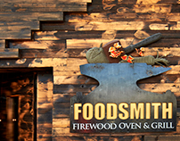 FoodSmith - FireWood Oven & Grill