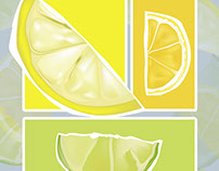 Citrus Design by K. Fairbanks