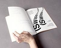 A Tipografia Suíça do Weingart