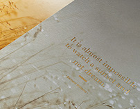 Fields of Gold Marketing Materials