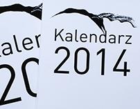 Birds – calendar 2014