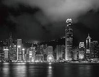 Nightscapes Hongkong