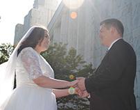 MADISON + KYLE / WEDDING