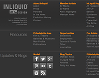 2015 - Inliquid.org header and footer