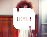 Nomi By Naomi | Identity design