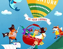 Libraries Summer Reading